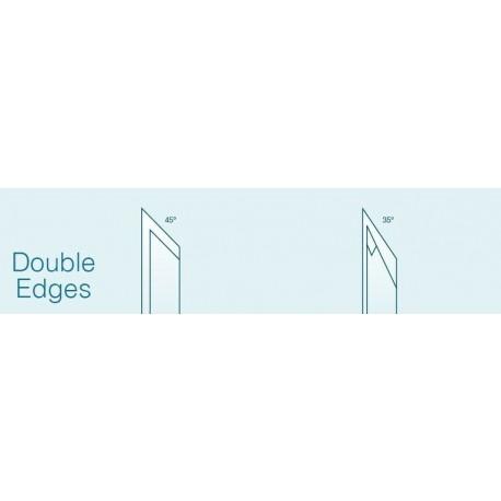 Double Edge 30 Degrees 1.0mm