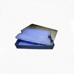 Sterilizing Trays Double Level