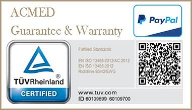 guarantee & warranty
